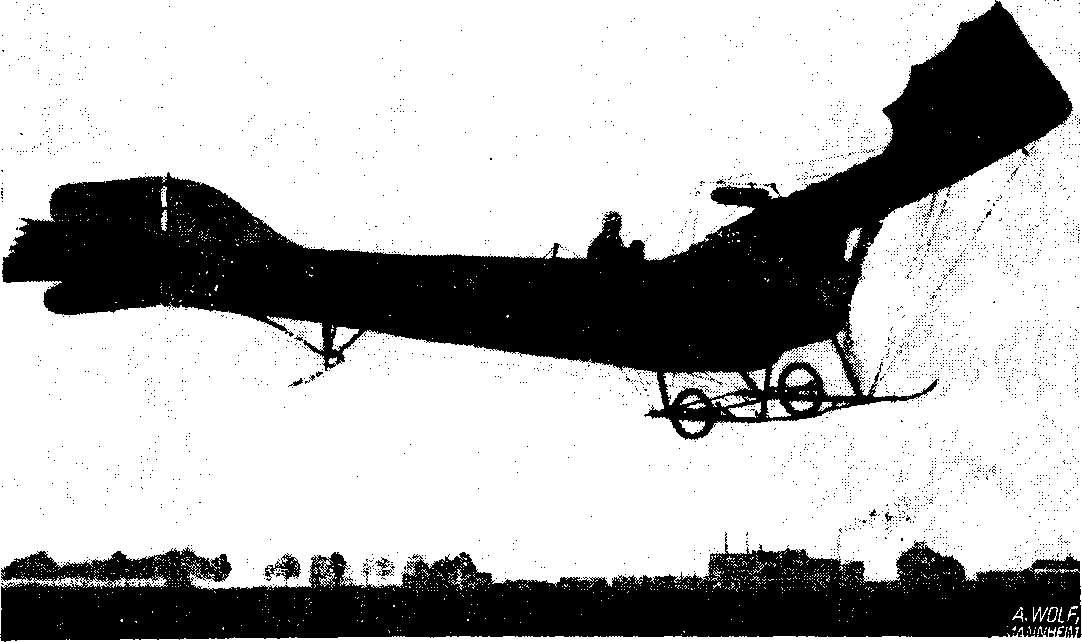Flugzeuge und Luftfahrt im Deutschen Kaiserreich sowie Fliegerclubs und Luftsportvereine im Jahr 1913