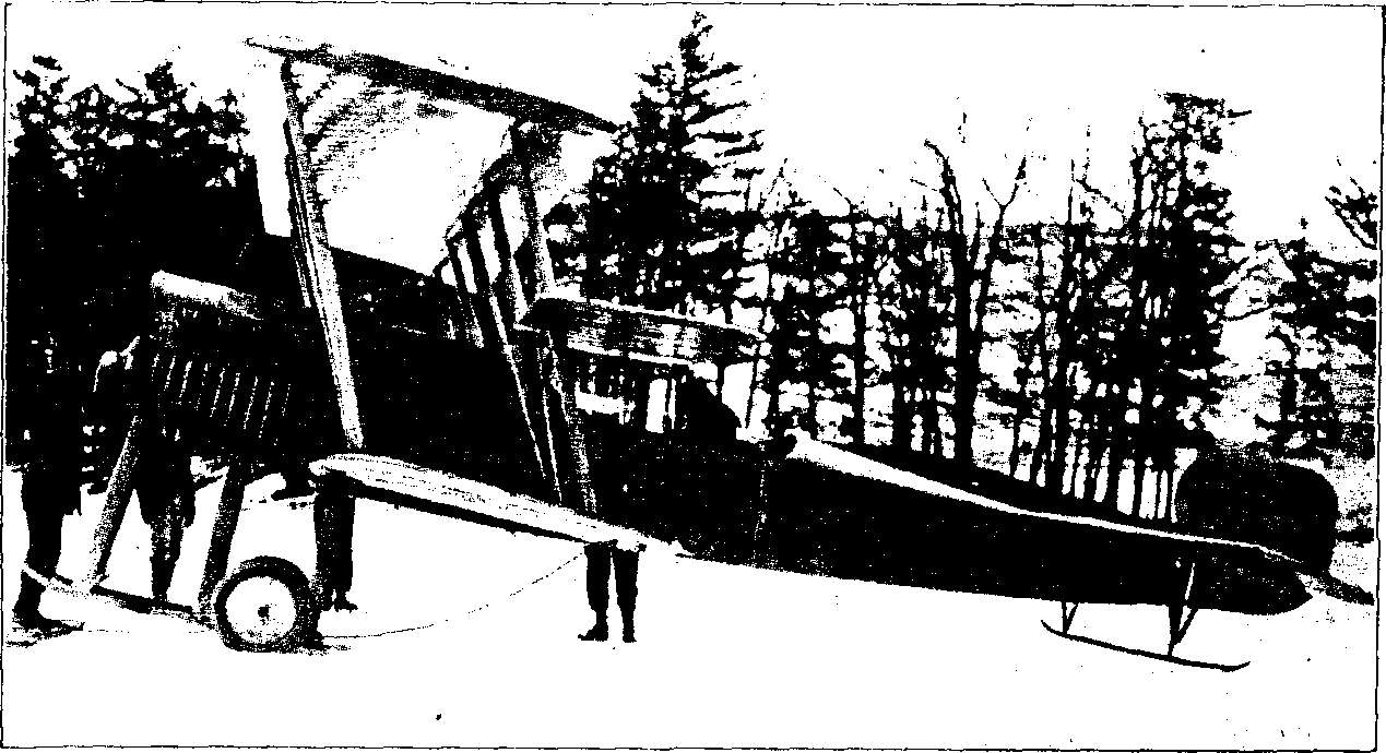 Reichswehr sowie Luftwaffe und Luftfahrt im Ersten Weltkrieg - Motorflug sowie Fliegerei und Flugzeuge im Jahre 1915