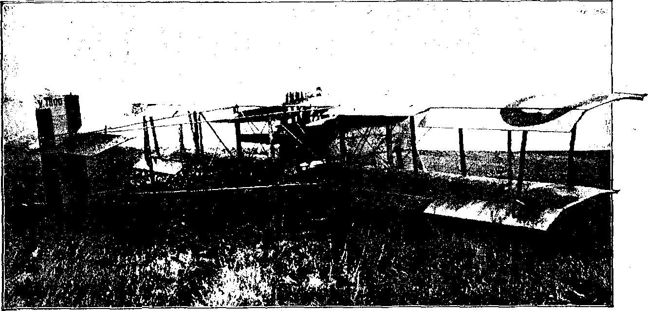 Reichswehr sowie Luftwaffe und Luftfahrt im Ersten Weltkrieg - Motorflug sowie Fliegerei und Flugzeuge im Jahre 1917