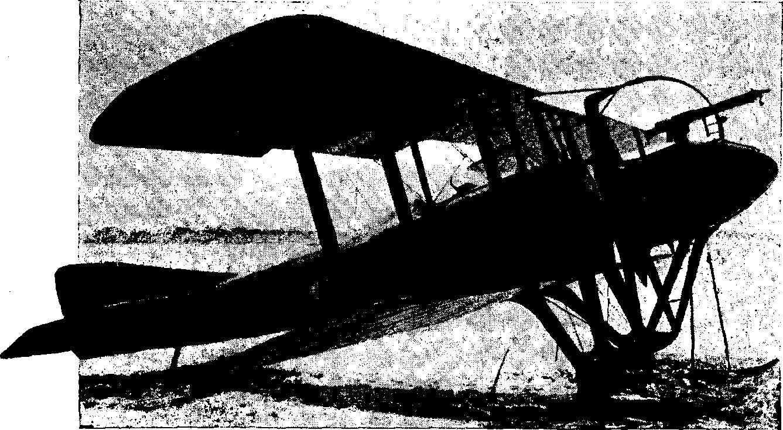 Reichswehr sowie Luftwaffe und Luftfahrt im Ersten Weltkrieg - Motorflug sowie Fliegerei und Flugzeuge im Jahre 1918
