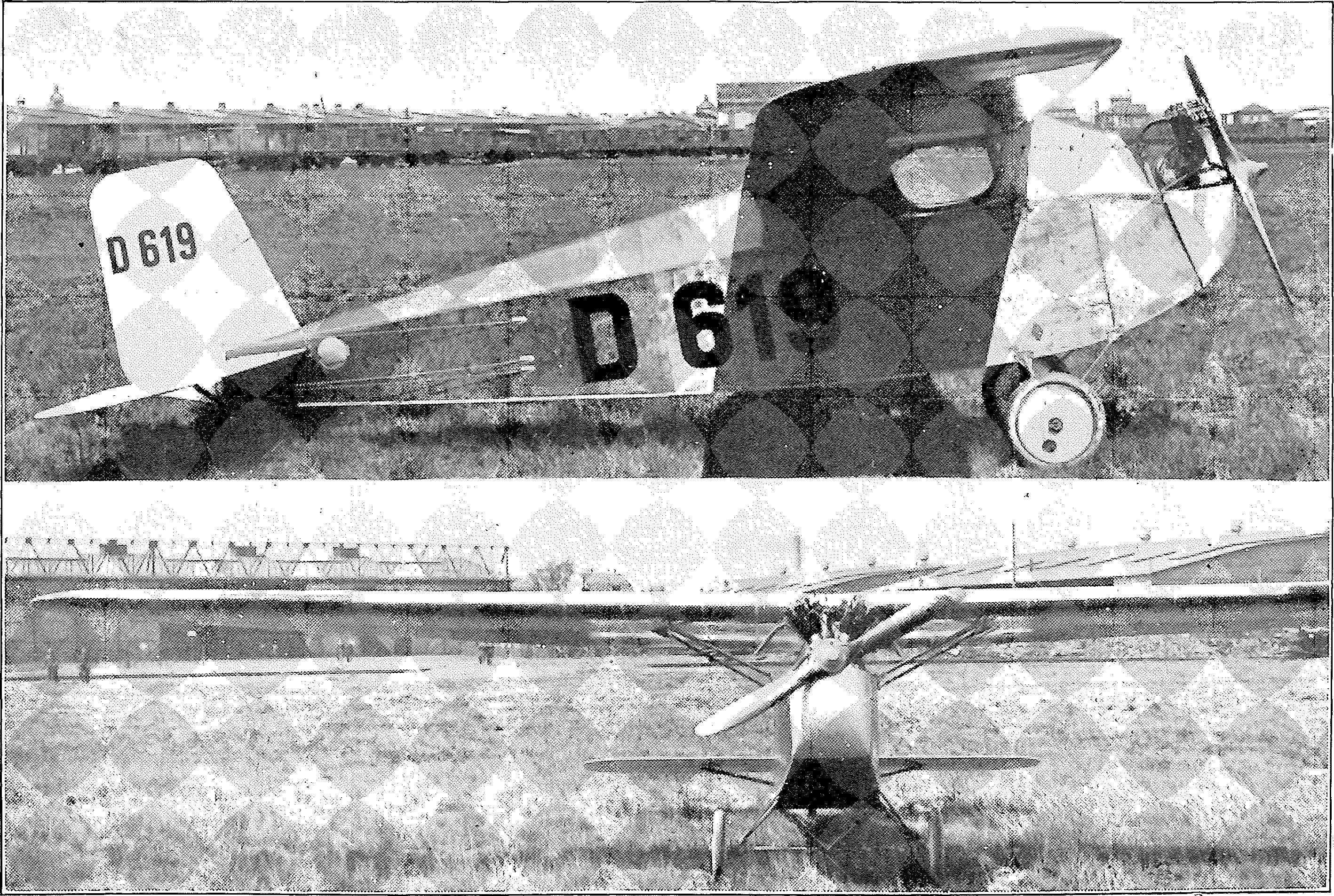 Segelflug, Motorflug und Modellflug sowie Luftfahrt und Luftverkehr im Deutschen Reich (Weimarer Republik) im Jahre 1925