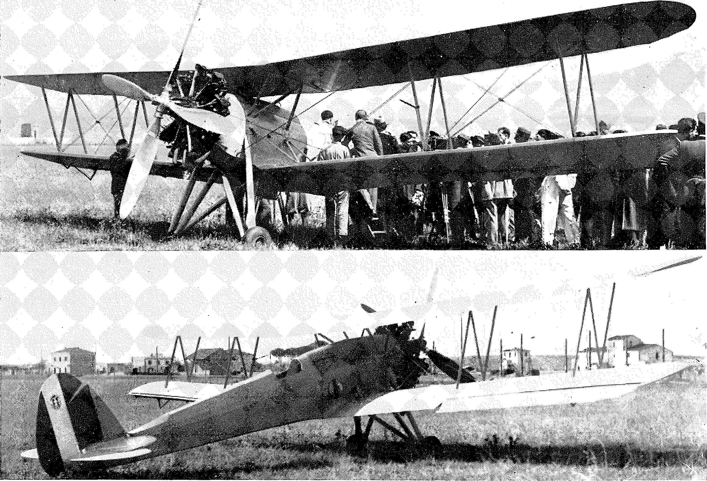 Luftfahrt und Luftverkehr sowie Luftwaffe im Dritten Reich 1934