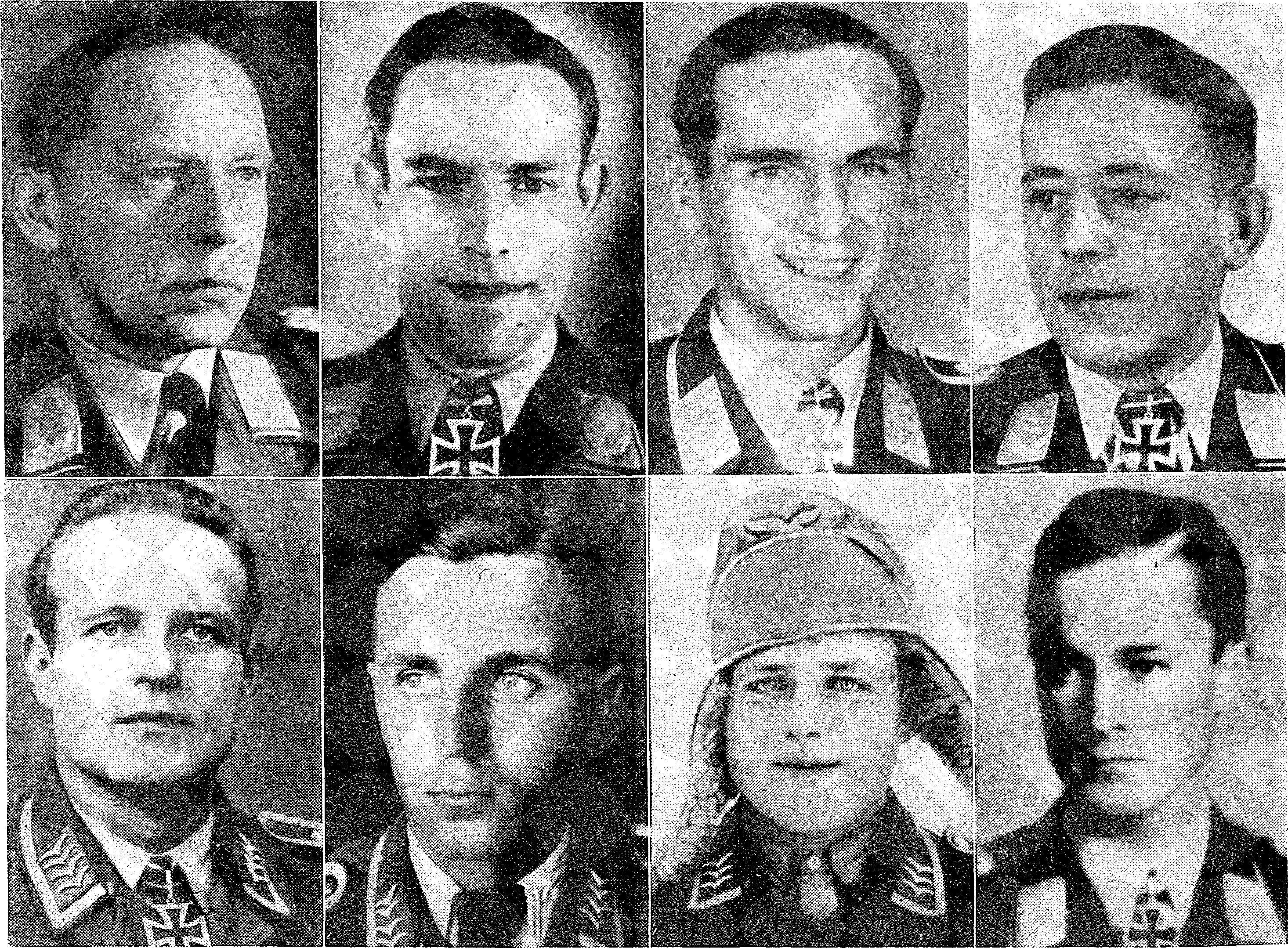 Luftfahrt und Luftwaffe im Zweiten Weltkrieg 1943