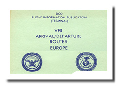 DOD Flight Information Publication der US Air Force